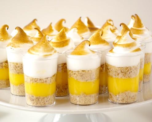 Lemon Meringue Pie Shooters  Honest Cooking