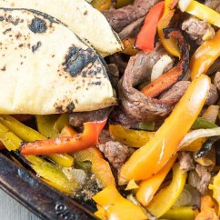 Honest Kitchen Preference Mobile Island One-pan Fajitas – Cooking