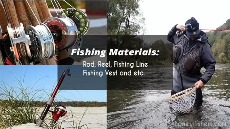 Fishing Materials