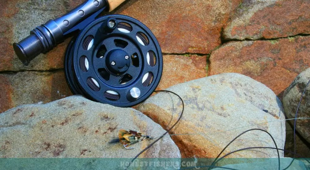 How To Put Backing On A Fly Reel, Line And Leader?