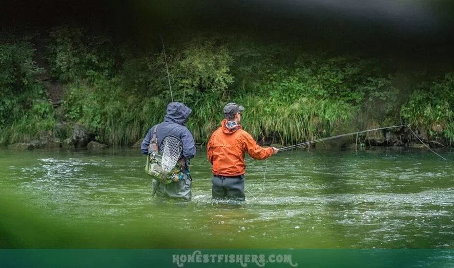 Fishing In The Rain