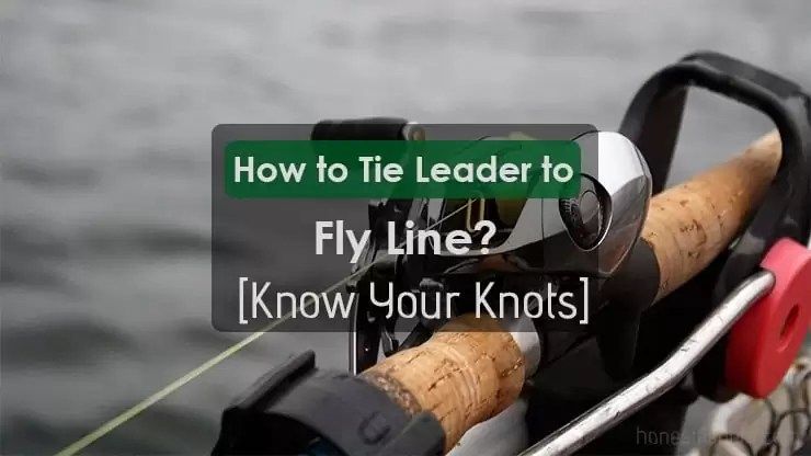 How to Tie Leader to Fly Line Info