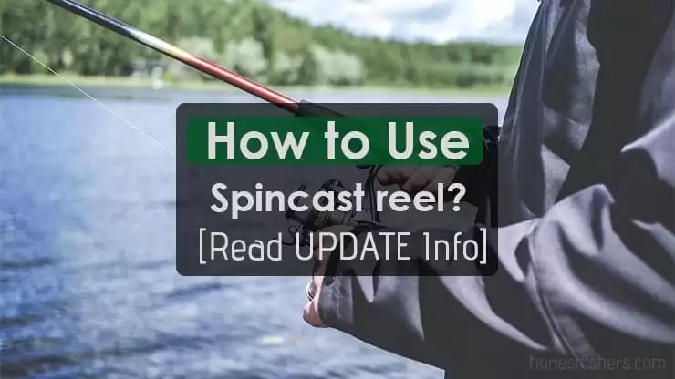 How to use spincast reel