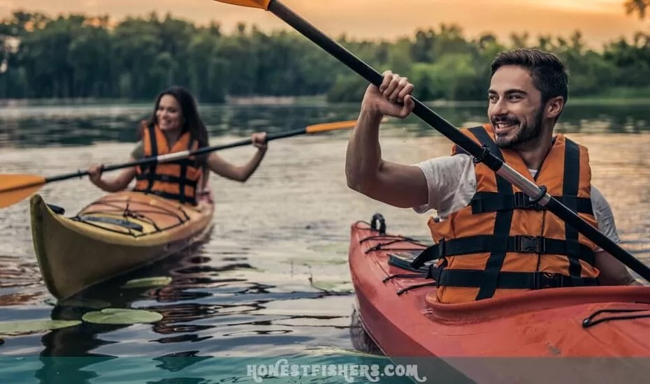 Exercising With Your Kayak