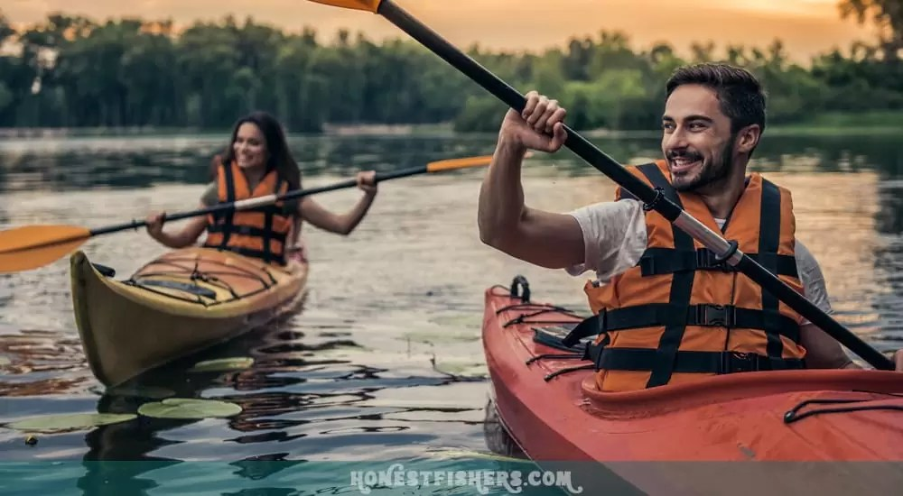 Exercising With Your Kayak: What Muscles Does Kayaking Work?