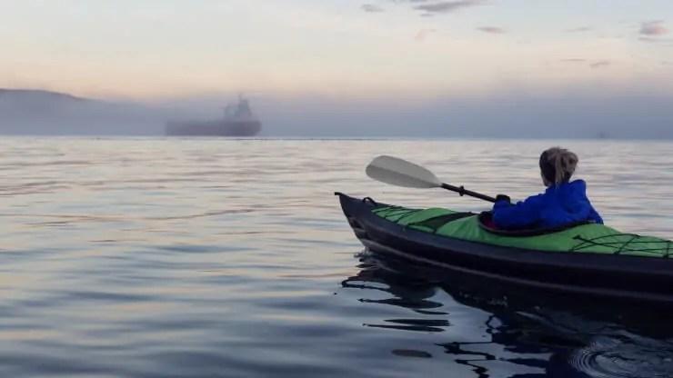 How Many Calories Burned Kayaking