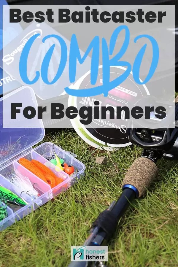 Best Baitcaster Combo For Beginners | First Infography
