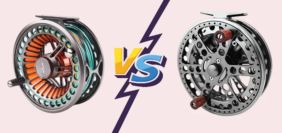 Fly reel vs Centerpin: What's the Difference?