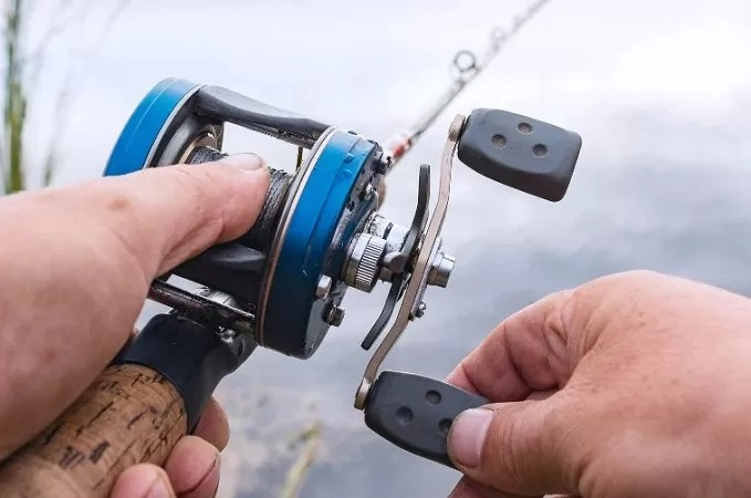 What Is A Fishing Reel Locked?
