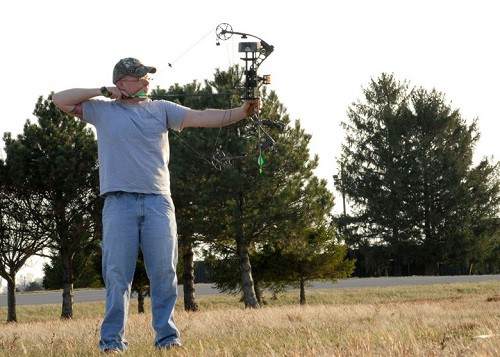 the physical benefits to be obtained from archery