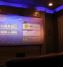 projector screen media room dallas tx [ 5184 x 3456 Pixel ]
