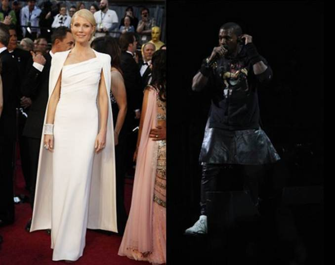 gwyneth paltrow kanye west