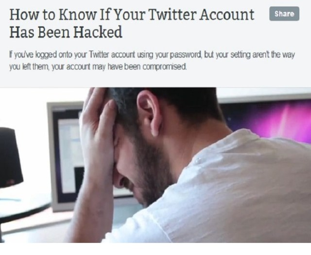 check for hackers on twitter