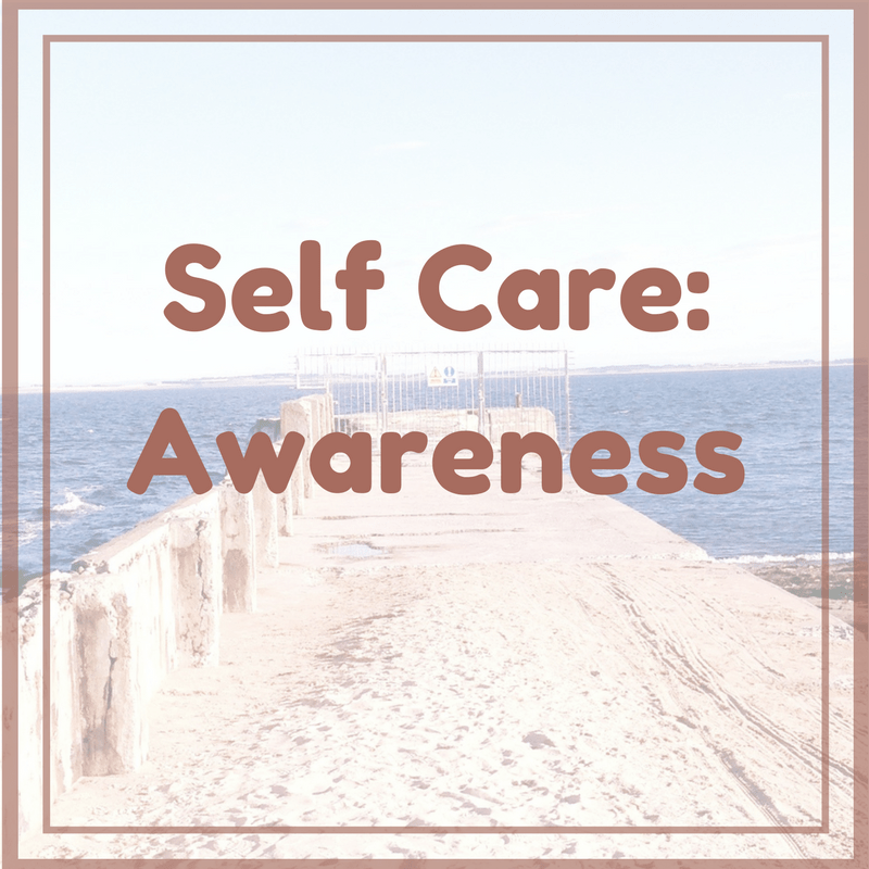Self Care Awareness Mental Health Depression