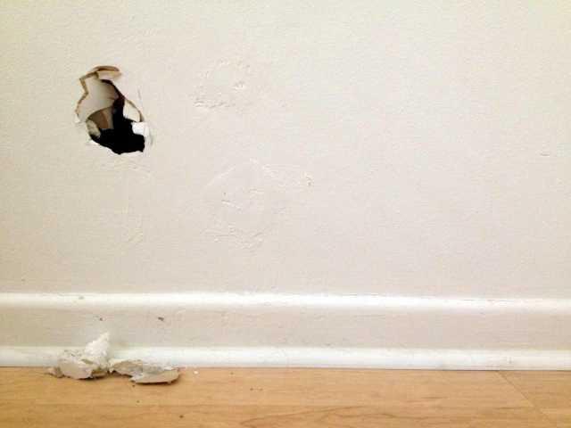 Drywall Repair - Honest Lee Handyman Services