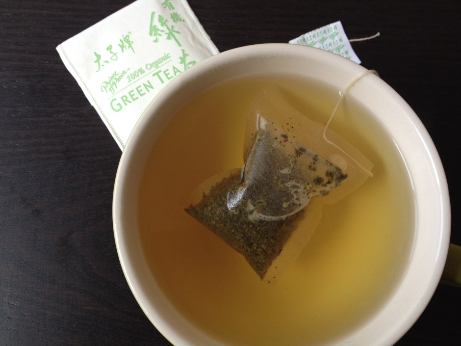 Green Tea - Part II