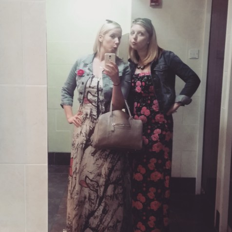 Summer maxi dress swag with Steph