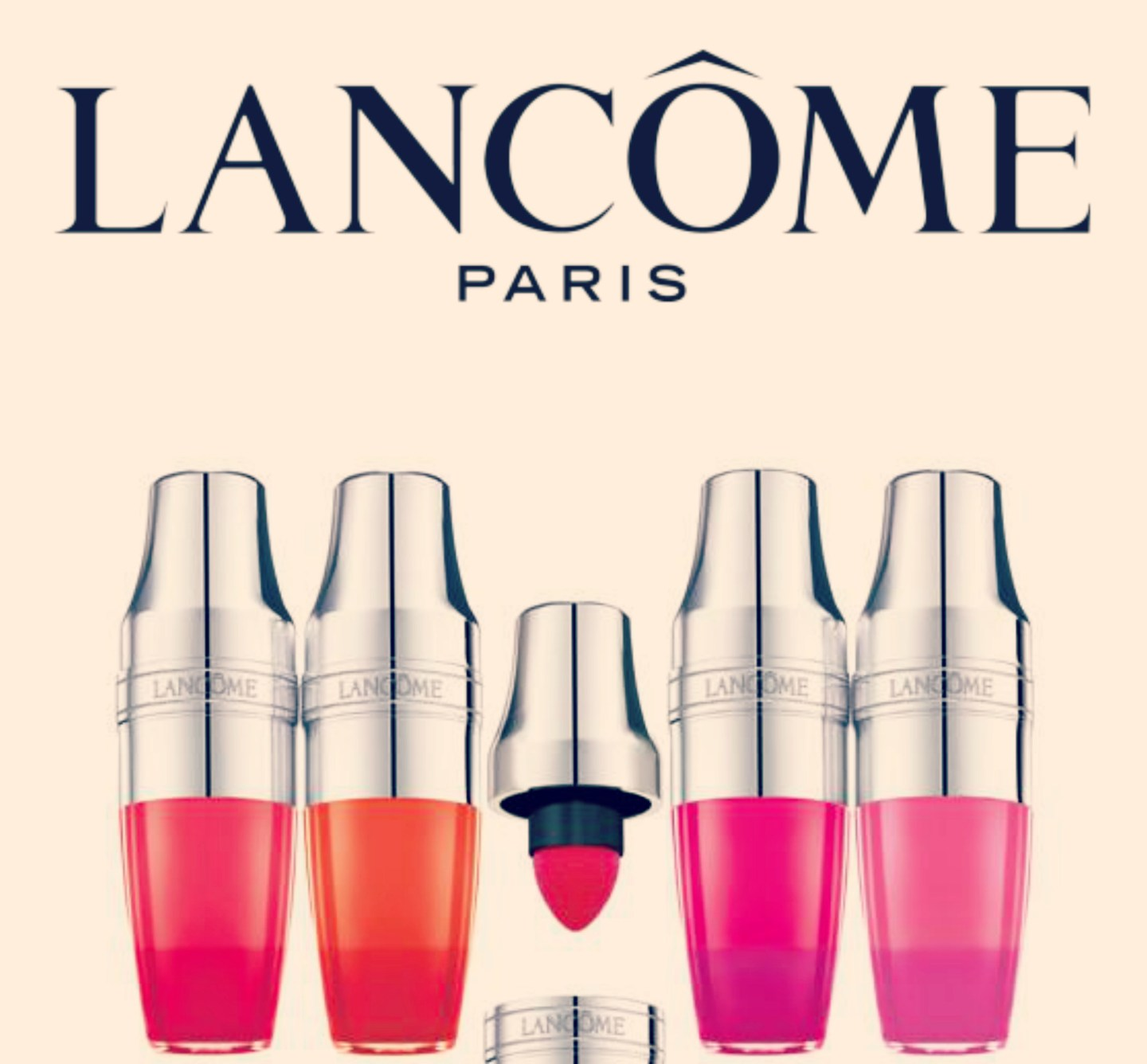 Lancome introduces new Juicy Shakers