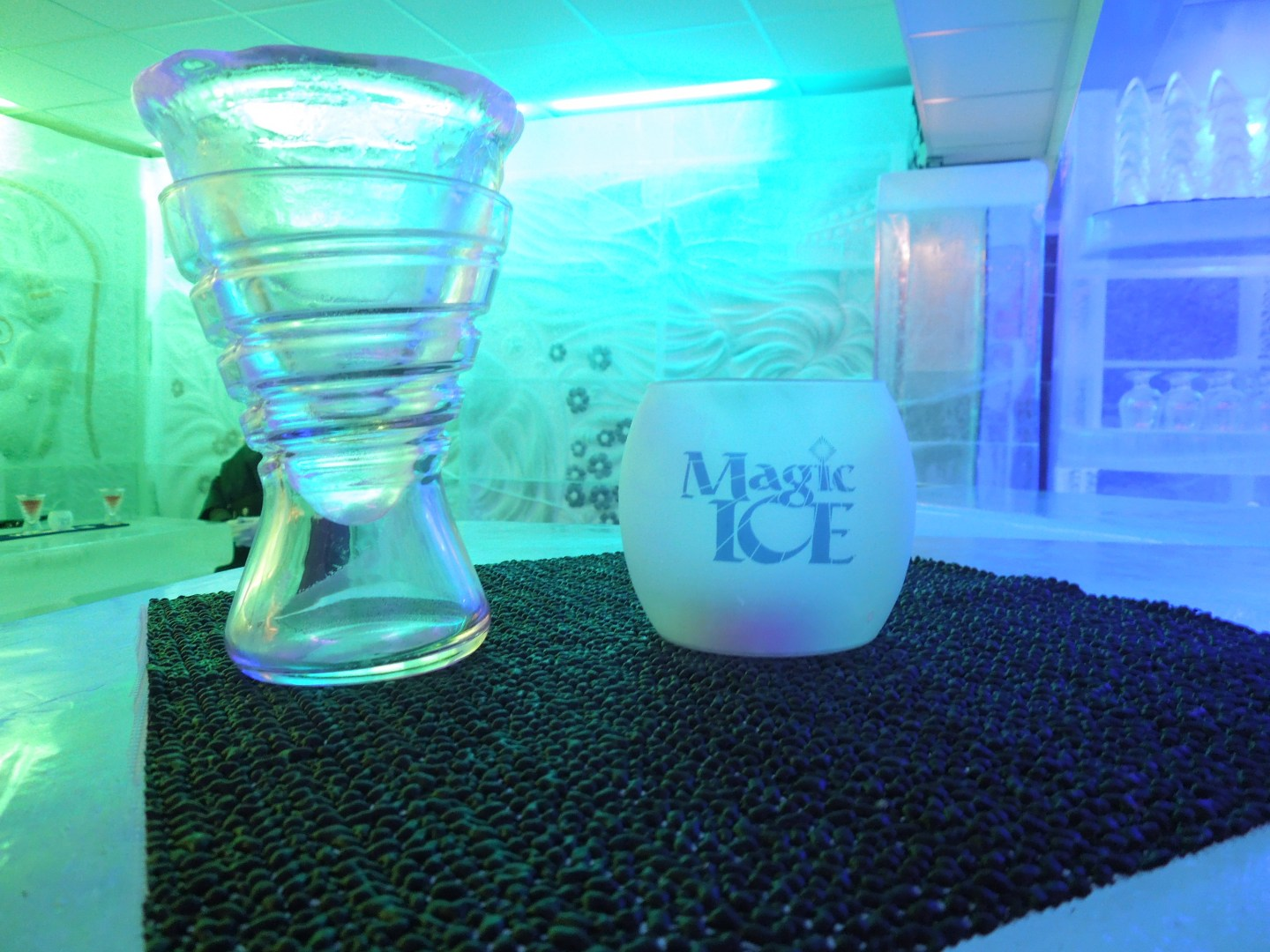 Magic Ice Bar – Bergen