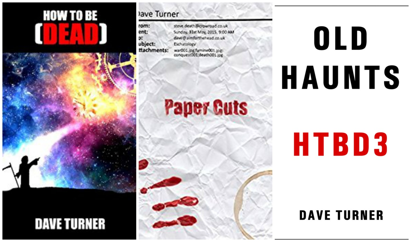 How to be Dead: A book series by Dave Turner