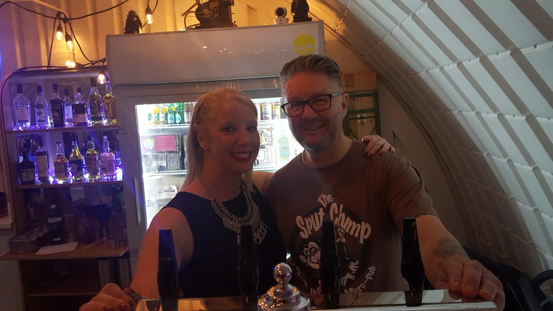 The Split Chimp opens new Rum Bar!