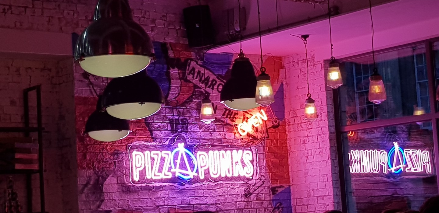 Review: Pizza Punks Newcastle
