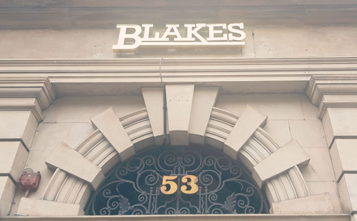 Blakes Coffee House – Newcastle