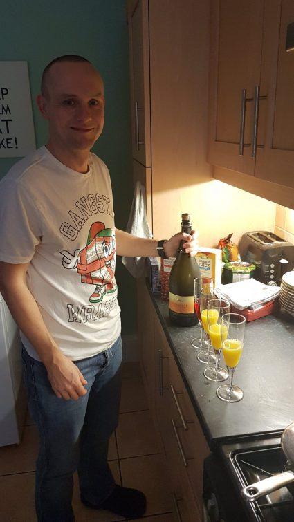 Prosecco, Bucks fizz, Champagne, Barman