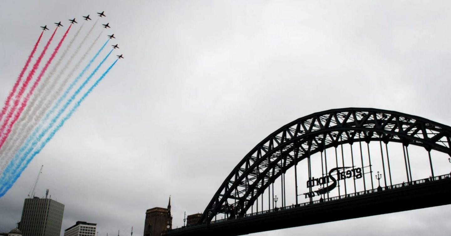 Road to the Great North Run 2021
