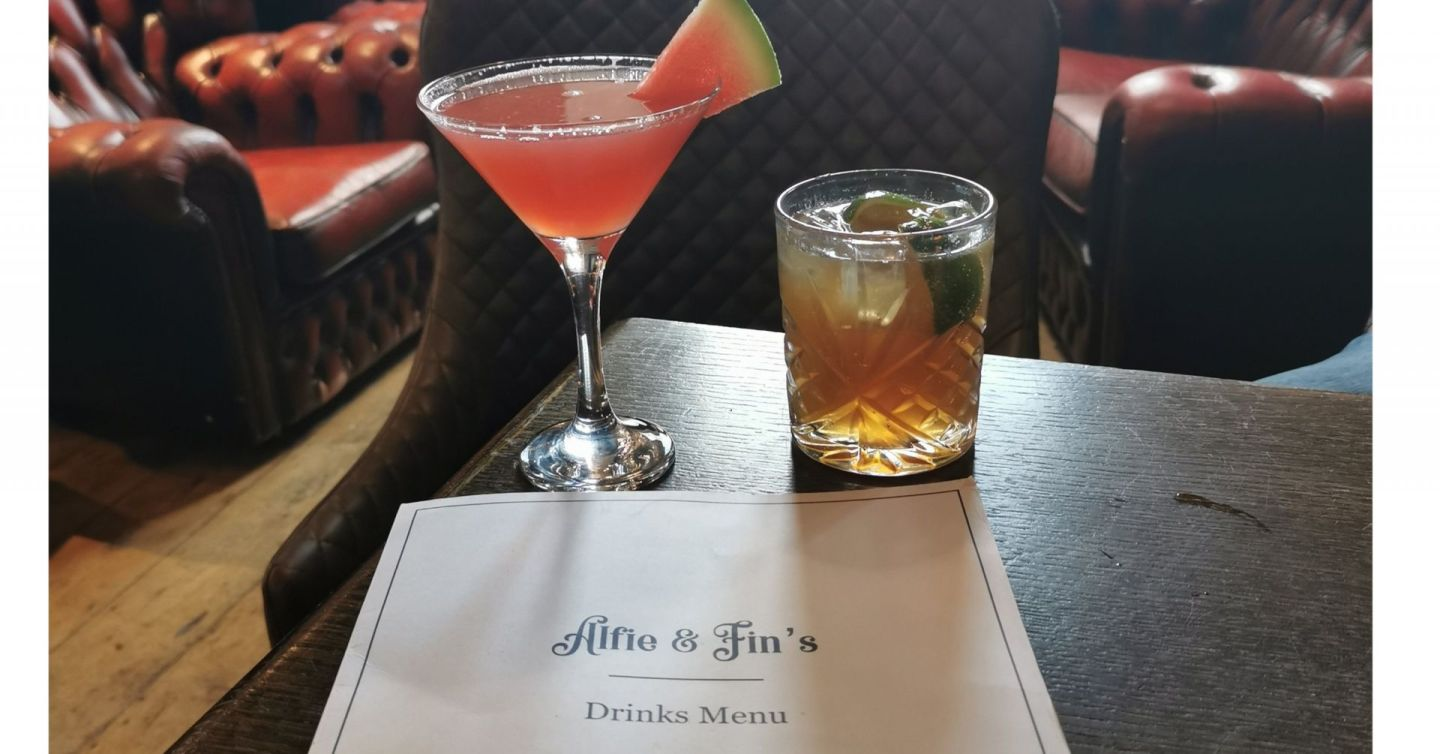 Review: Alfie & Fin's gin bar, Tynemouth