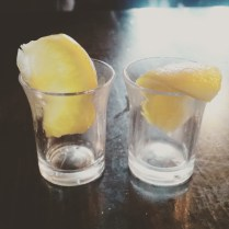 Bank holiday tequilas
