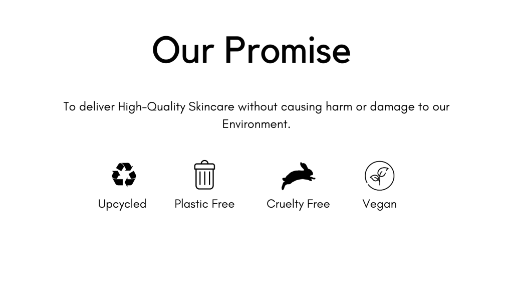 Our Promise- Honestly it's