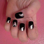 shark week nail inspiration - honestly