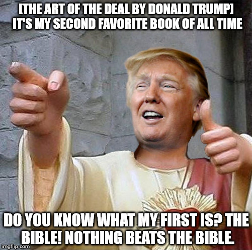 Jesus Trump?resize=378%2C377 if you are a trump supporter these are the 9 things i assume about