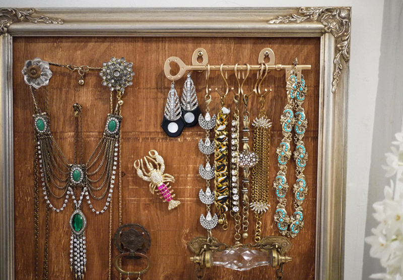 DIY Jewelry Display with Lulu Frost  Honestly WTF
