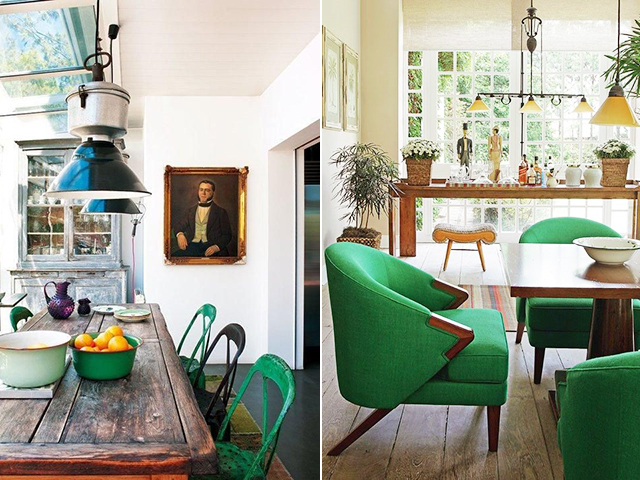 Green With Chair Envy  Honestly WTF