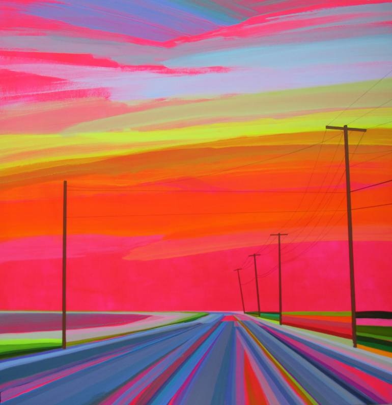 Colorful Roads Honestly WTF