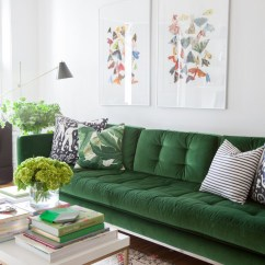 Emerald Green Velvet Sofa Bed Funda Chaise Longue El Corte Ingles The Great – Honestly Wtf