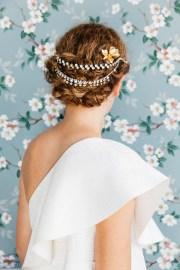 diy hair accessories with vintage