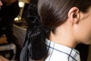 hair accessory nyfw