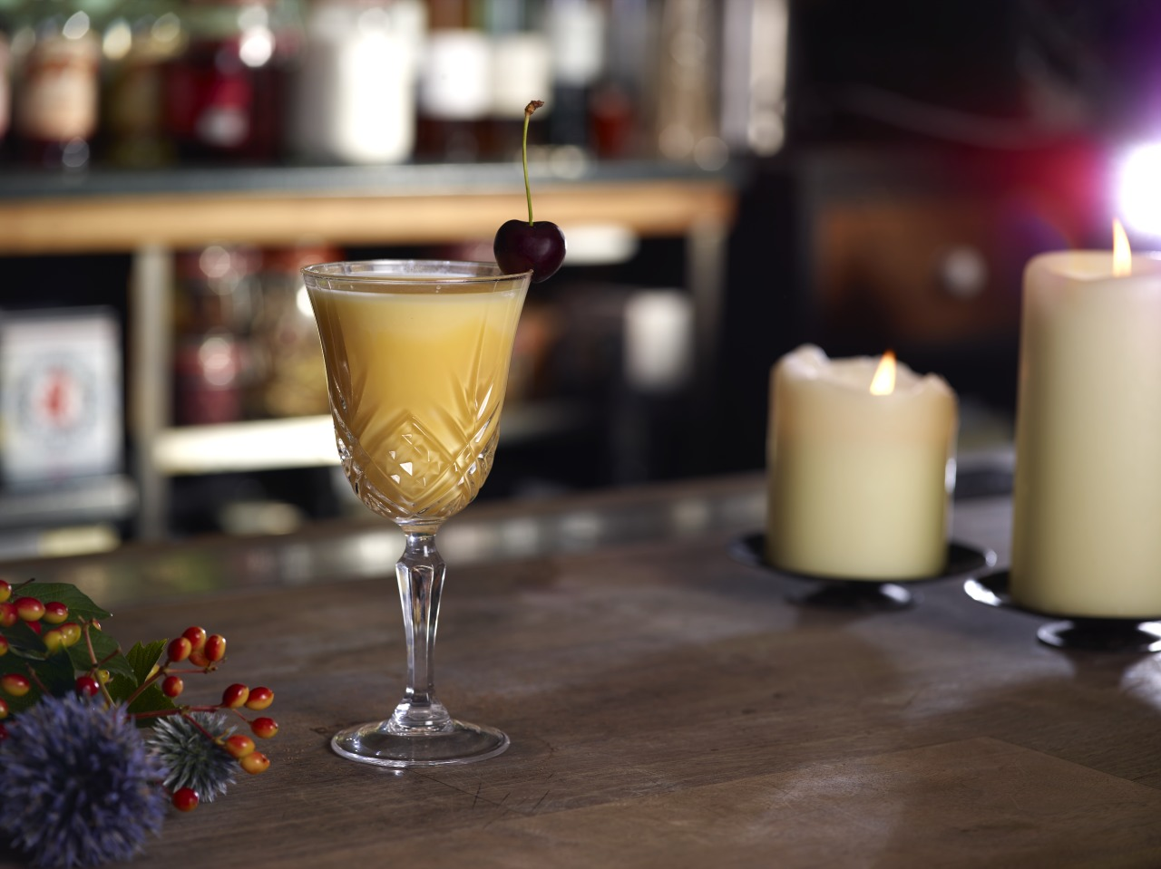 Christmas Cocktail: The Improved Snowball – Honest Mum