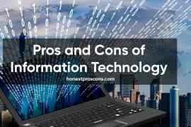 Pros and Cons of Information Technology