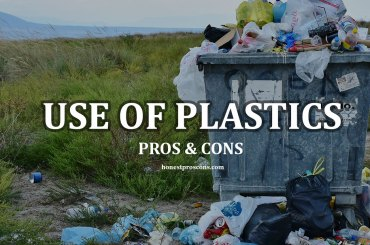Pros and Cons of Plastic Use
