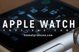 Pros and Cons of Apple Watch