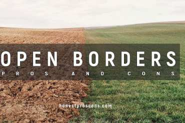 Pros and Cons of Open Border