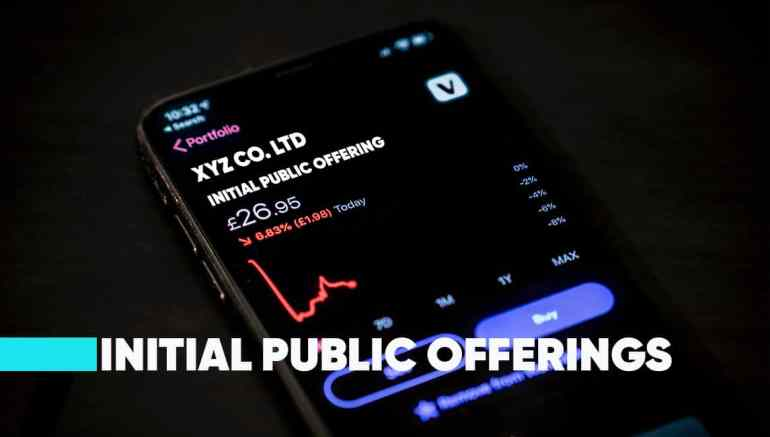 IPO - Initial Public Offerings