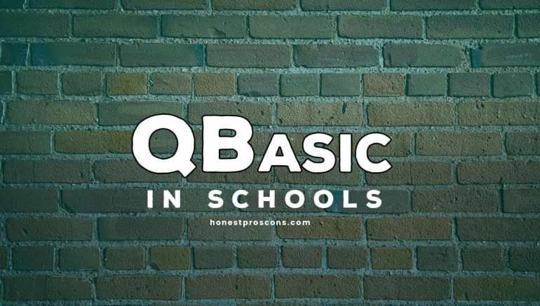 QBasic in Schools