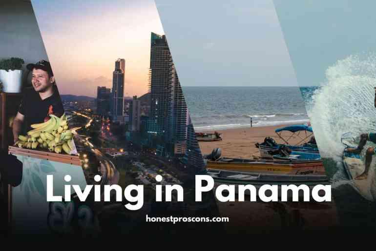 Living in Panama