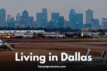 Living in Dallas