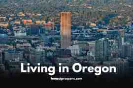 Living in Oregon